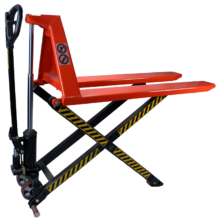 Nožnicové paletové vozíky